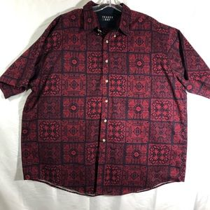 Trader Bay Short Sleeve Button-down | XL